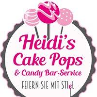 Heidi's Cake Pops & Candy Bar-Service