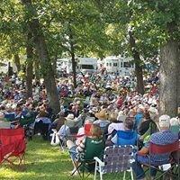 Starvy Creek Bluegrass Festivals