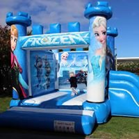 Jumpmaster bouncy castle hire