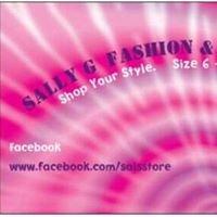 Sally G  Fashion & Finds