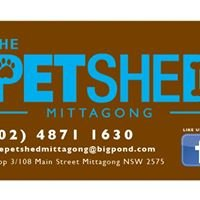 The petshed mittagong