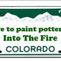 Into The Fire, A Paint Your Own Pottery Studio
