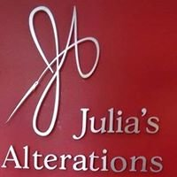 Julia's Alterations / Bridal Seamstress & Stylist