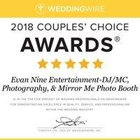 Evan Nine Entertainment-DJ/MC, Photography, Photobooth, & Wedding Officiant