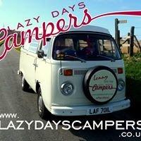 Lazy Days Campers | VW Camper Van Hire in Sussex