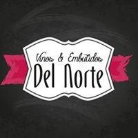 Vinos & Embutidos ·Del Norte·