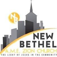 New Bethel A.M.E. Zion Church