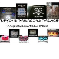 Beyond Paracord Palace