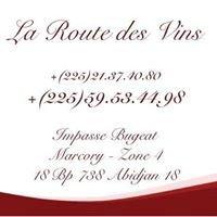 La Route des Vins - Abidjan