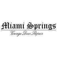 Miami Springs Garage Door Repair