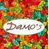 Damo's Tienda de golosinas