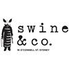 Swine & co.