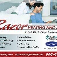Razor Heating & A/C Ltd.