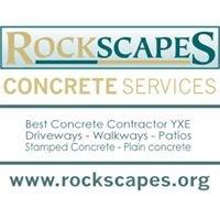Rockscapes Concrete Service