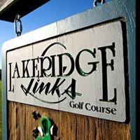 Lakeridge Links & Whispering Ridge Golf Courses