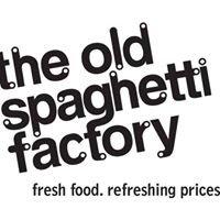 Old Spaghetti Factory Canada