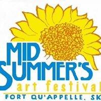 MID SUMMER'S art festival
