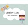 LoreArt Cake