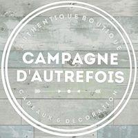 Campagne d'autrefois