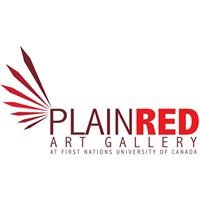 Plain Red Art Gallery at the First Nations University of Canada
