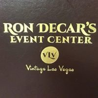 Ron Decar's Event Center
