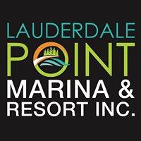 Lauderdale Point Marina & Resort Inc
