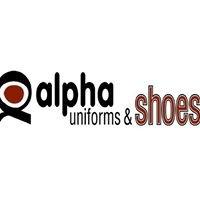 Alpha Uniforms & Shoes
