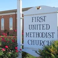 First United Methodist Church, Wadesboro, North Carolina