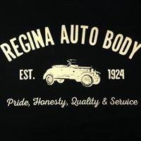 Regina Auto Body