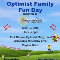 Regina Downtowners Optimist Club