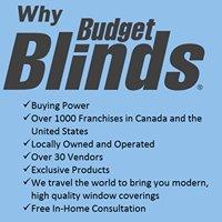 Budget Blinds of East Central Saskatchewan