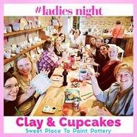 Clay & Cupcakes Edmonton