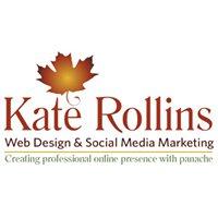 Kate Rollins Web Design & Social Media Marketing