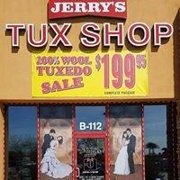 Jerry's Tux Shop