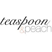 Teaspoon & Peach