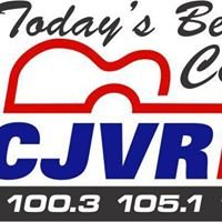 105 CJVR - Today's Best Country