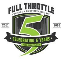 Full Throttle Furnace & Duct Cleaning Inc.