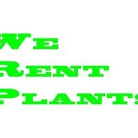 We Rent Plants