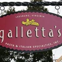 Galletta's Pasta & Italian Specialties, Inc.