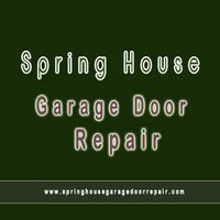Spring House Garage Door Repair