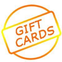 بطاقات الهدايا - Gift cards