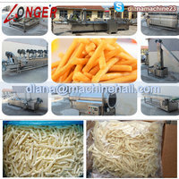 Frozen French Fries Production Line Manufacturer