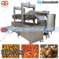 Continuous Peanut Frying Machine Supplier