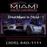 Miami Exotic Car Rental