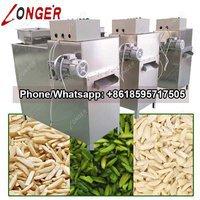 Almond Slivering Machine