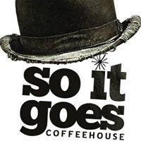 So It Goes Coffeehouse