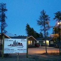 Jackpine Cabins and Storage