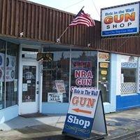 Hole In The Wall Gun Shop