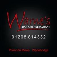 Warne's Bar & Restaurant