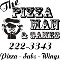 The Pizza Man & Games